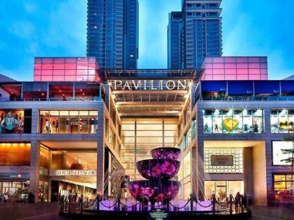 Pavillion Kuala Lumpur Shopping Mall