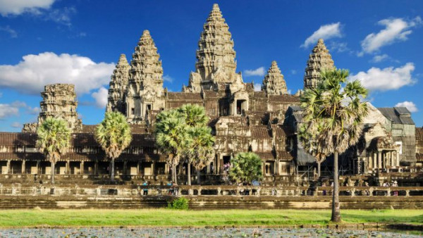 Quần thể di tích đền đài của Angkor