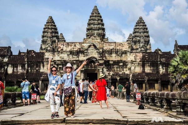Quần thể di tích đền đài của Angkor1