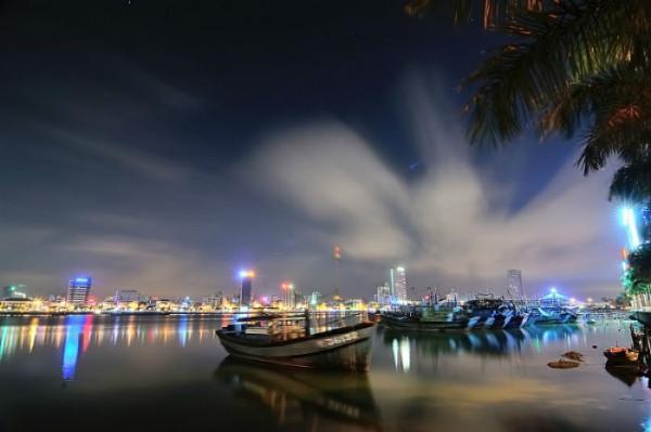 Sông Hàn về đêm1