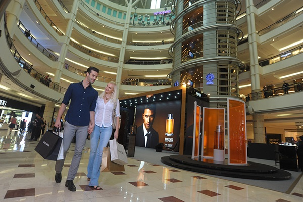Suria KLCC Shopping Mall
