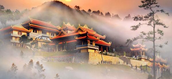 Thiền Viện Trúc Lâm Tây Thiên1