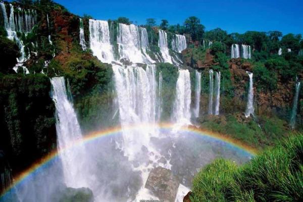 chinh phục thác Iguazu