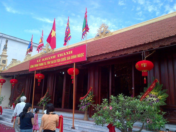 Đình Ngọc Xuyên - địa điểm du lịch Hải Phòng nổi tiếng