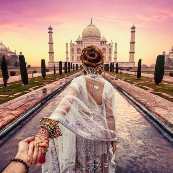 Đền Taj Mahal1