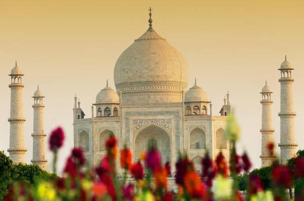 Đền Taj Mahal2