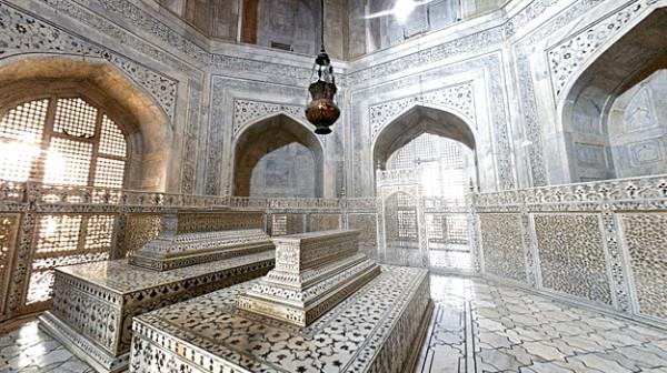 Đền Taj Mahal3