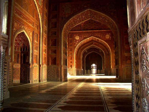 Đền Taj Mahal4