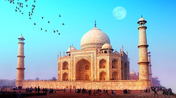 Đền Taj Mahal7