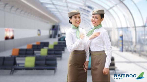 Chuyến bay hãng Bamboo Airways từ Hồ Chí Minh đến Quy Nhơn