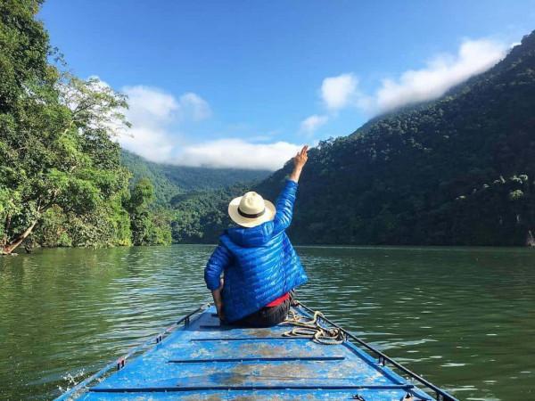 Hồ Ba Bể6