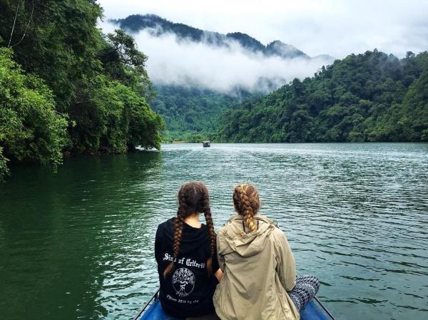 Hồ Ba Bể8
