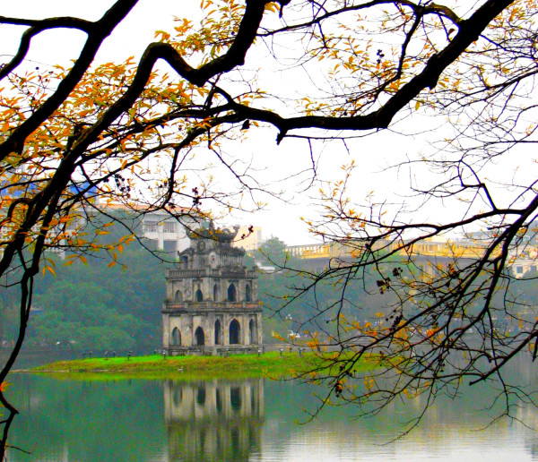 Hồ Hoàn Kiếm3