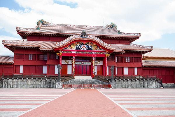 Lâu đài Shuri1
