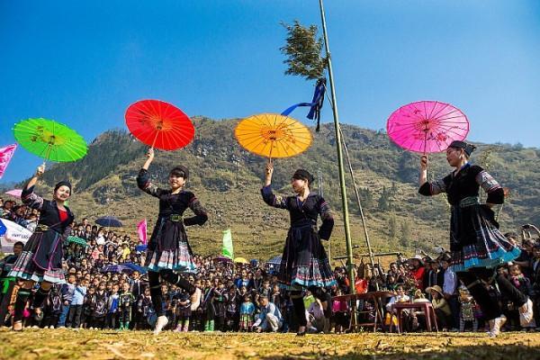 Đặc sắc lễ hội ngày xuân của đồng bào dân tộc Tây Bắc
