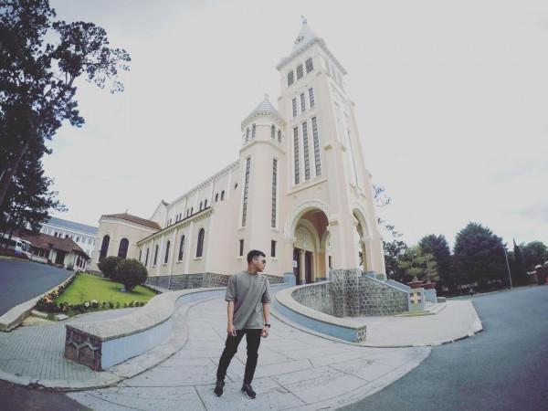Nhà thờ Con Gà Đà Lạt1