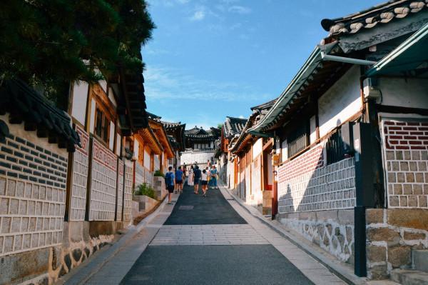 ngôi làng cổ giữa lòng thủ đô Seoul2