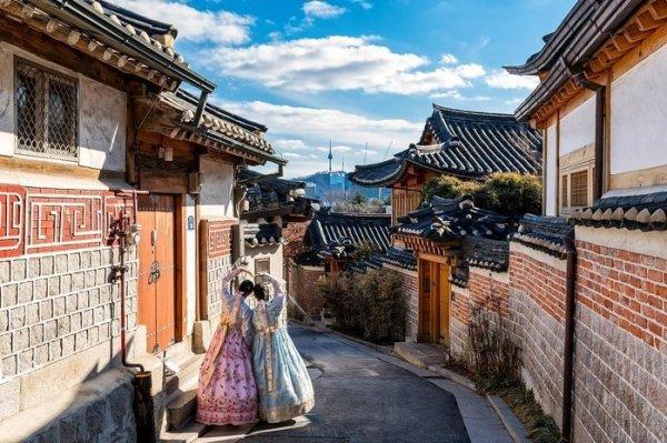 ngôi làng cổ giữa lòng thủ đô Seoul4