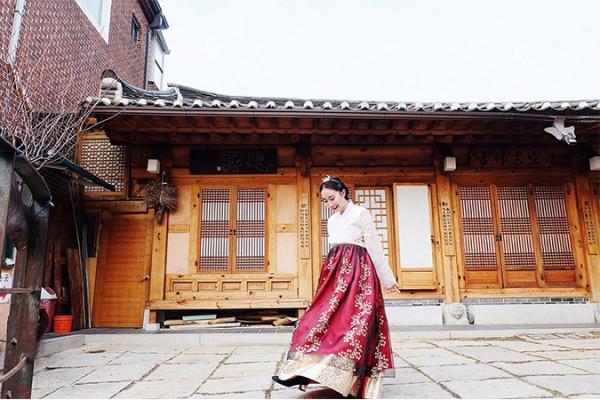 ngôi làng cổ giữa lòng thủ đô Seoul5