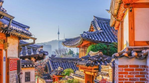 ngôi làng cổ giữa lòng thủ đô Seoul6