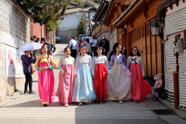 ngôi làng cổ giữa lòng thủ đô Seoul7