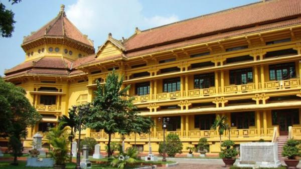 Bảo tàng lịch sử Việt Nam1