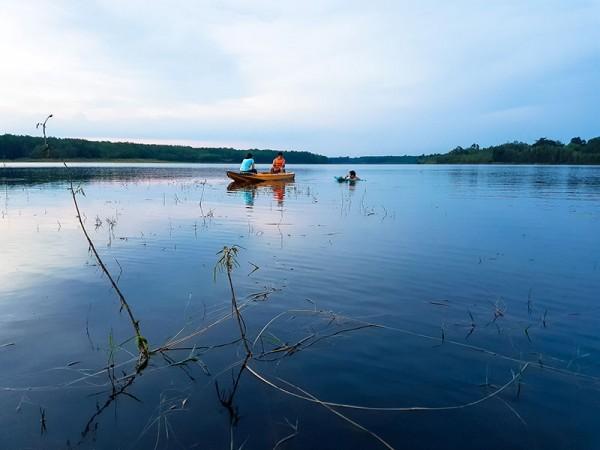 Hồ Suối Giai