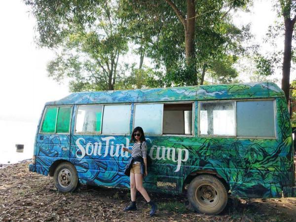 Sơn Tinh Camp1