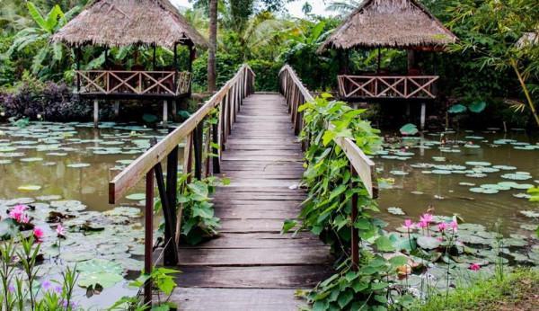 Vườn du lịch sinh thái Lê Lộc