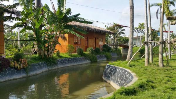 Vườn sinh thái Bảo Gia Trang Viên2
