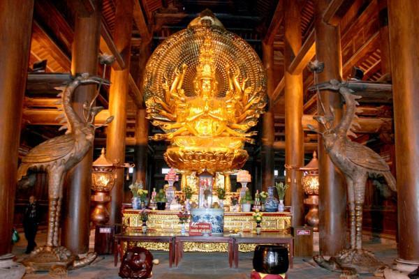 Nơi tâm linh của Ninh Bình