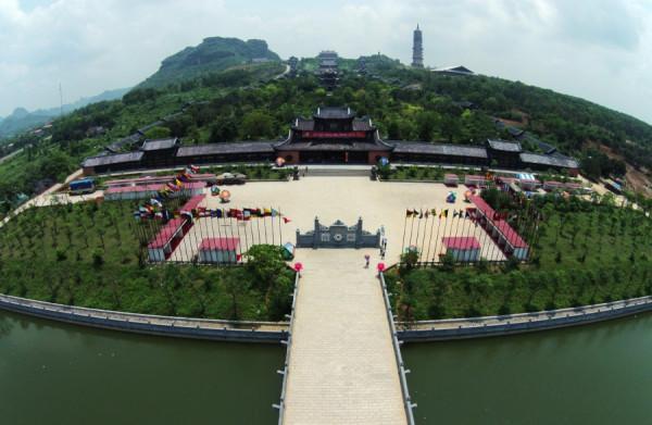Chùa Bái Đính - Ngôi chùa lớn nhất Việt Nam