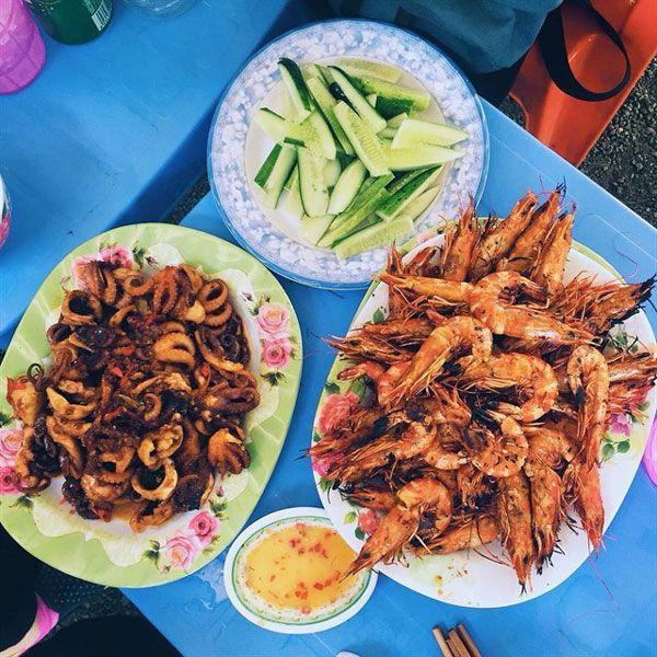 Ăn gì ở Đảo Thạnh An 2