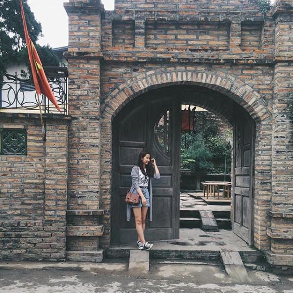 Đình làng Gốm Bát Tràng1