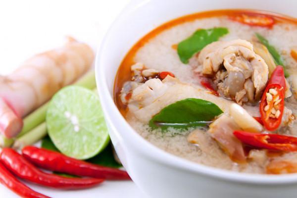 Đồ ăn Thái thường rất cay