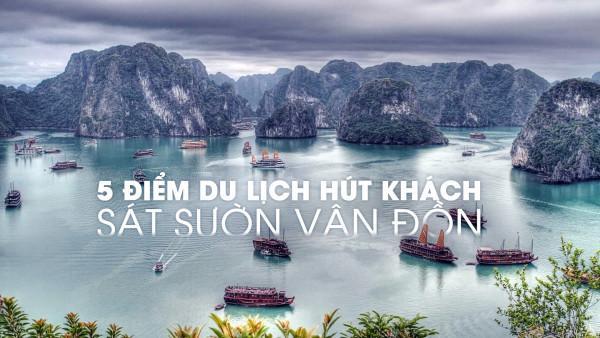 Vé máy bay giá rẻ đi Quảng Ninh (Vân Đồn)