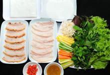 Vé máy bay về thăm xứ Quảng thưởng thức món ăn ngon