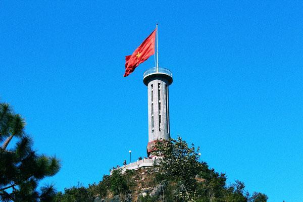 Cột cờ Lũng Cú.3
