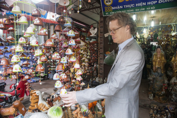 Chợ Bát Tràng