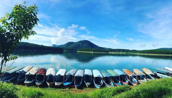Hồ Tuyền Lâm Đà Lạt có gì hấp dẫn