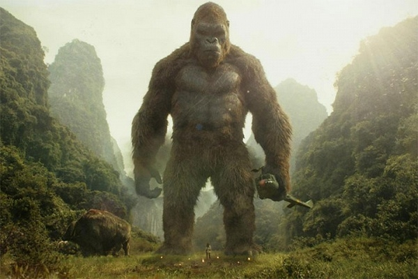 Một trong những khung cảnh siêu phẩm được xem là quê hương của King Kong