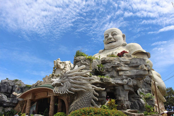 Núi Cấm-An Giang.