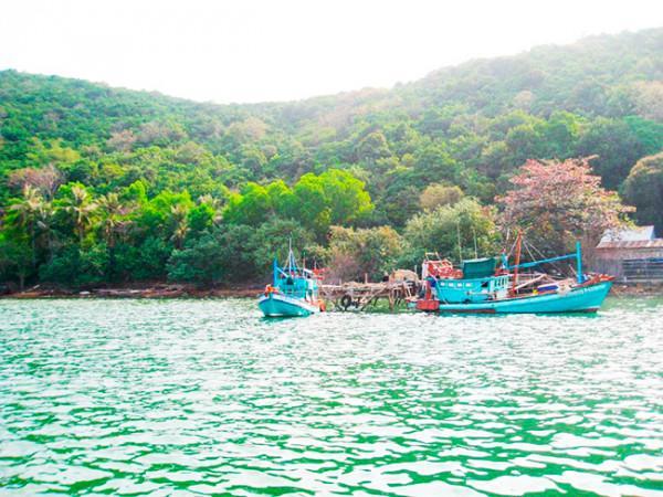 Quần đảo Bà Lụa7