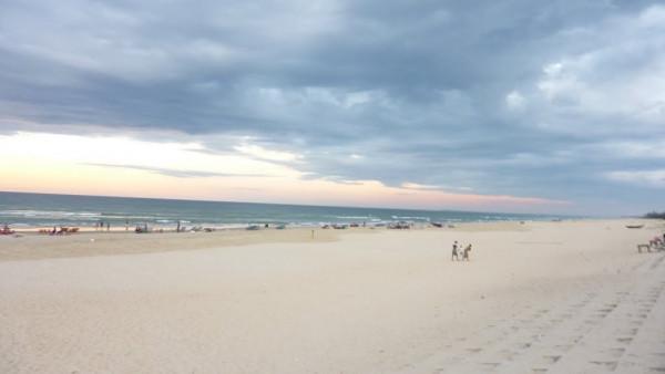 Tắm biển Tam Thanh