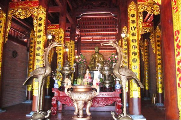 Thiền viện Trúc Lâm Phương Nam được xem là một trong những công trình nghệ thuật độc đáo nhất của xứ Tây Đô