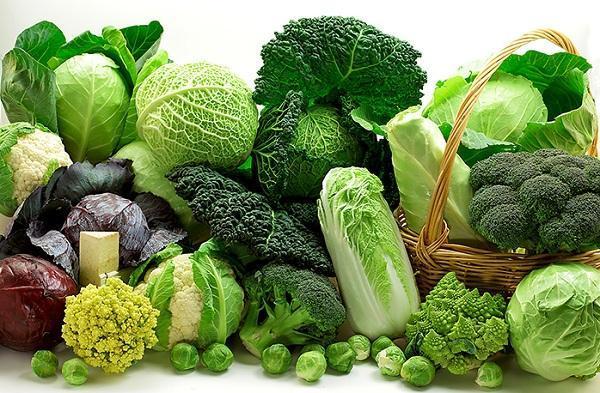 Các loại rau xanh thuộc không được xách tay lên máy bay
