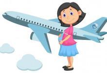 Phụ nữ mang thai và trẻ em đi máy bay Bamboo Airways