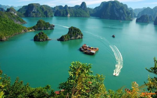 Vịnh Hạ Long - Khu Du Lịch Đảo Tuần Châu