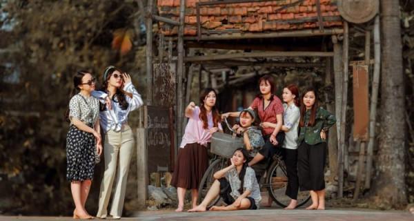 làng cổ Đường Lâm4