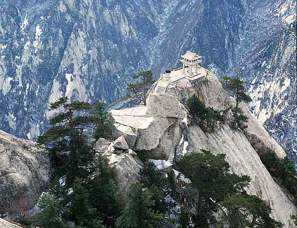 núi Hoàng Sơn-Trung Quốc.